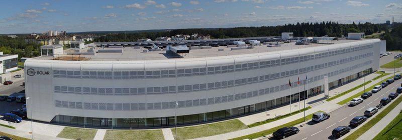 usine panneau solaire